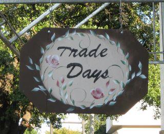 Trade days